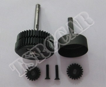 TS FG/BAJA Two-speed gear 2004
